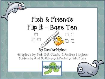 Fish & Friends Base Ten Flip It