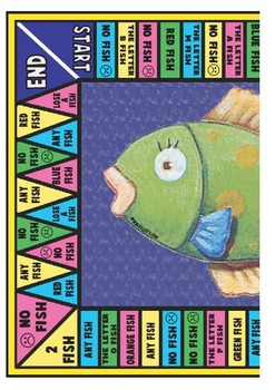 Fish Game - ABC - Numbers