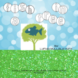 Fish In A Tree by Lynda Mullaly Hunt - a CCSS aligned close reading novel study