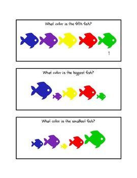 Fish Math Problems