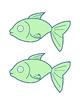 Fish Name Tags