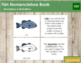 Fish Nomenclature Book