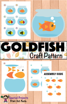All About Goldfish Nonfiction Unit