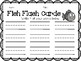 Fish Sight Word Center FREEBIE