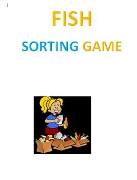 Fish Sorting Game
