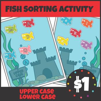 Fish Sorting UpperCase LowerCase