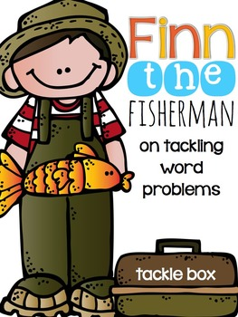 Fish Stories- Printables to help your students master solving word problems