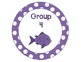Fish Themed Table Signs For Classroom Decorating