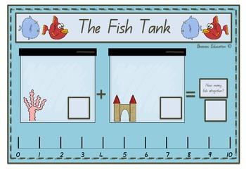 Fish Tank Addition Mat