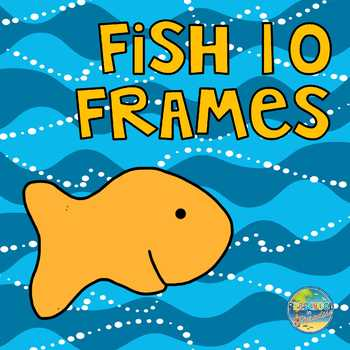 Fish Ten Frames