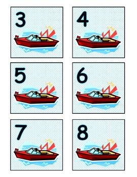 Fish Theme Calendar Set