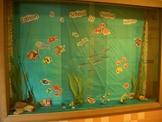Fish Theme Display Case