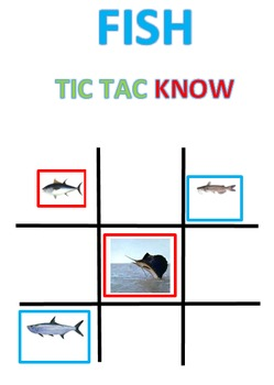 Fish Tic Tac Know
