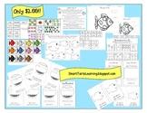 Fish Unit in Spanish {PreK, Kindergarten, First Grade: Literacy & Math}