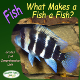 Fish – What Makes a Fish a Fish (Nonfiction Science and Li