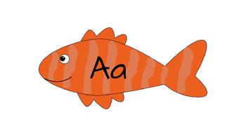 Fish Word Wall