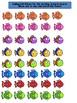 Fish Working Towards 1-5 Visual Reinforcement Board
