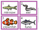 Fish Write the Room Activity