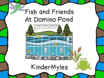 Fish and Friends At Domino Pond