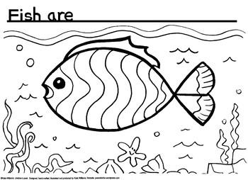 Fish are...