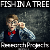 Fish in a Tree - Albert-Inspired Research Projects