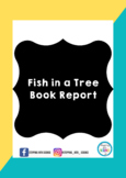 Fish in a Tree Book Report