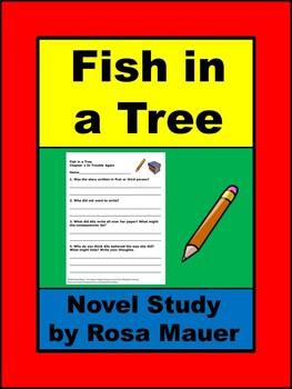 Fish in a Tree Novel Study