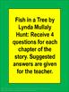 Fish in a Tree Book Unit