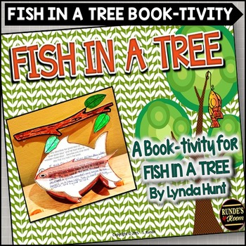 Fish in a Tree Craftivity