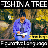Fish in a Tree Figurative Language Activities {FREEBIE!}