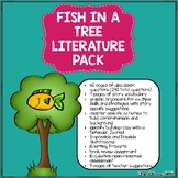 Fish in a Tree Literature Pack