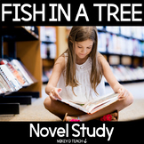 Fish in a Tree Novel Study
