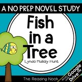 Fish in a Tree Novel Study | Distance Learning | Google Cl