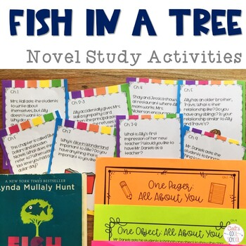 Fish in a Tree Novel Study Activities