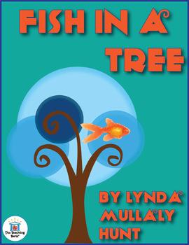 Fish in a Tree Novel Study Book Unit