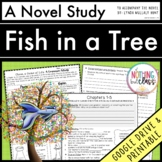 Fish in a Tree Novel Study Unit Distance Learning