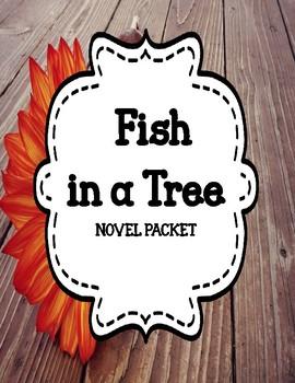 Fish in a Tree - Novel Study Unit Mega Bundle