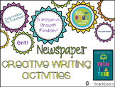 Fish in a Tree : Growth Mindset :  Creative Writing Activity