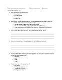 Fish in a Tree chapter 5 - 10 quiz