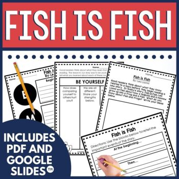 Fish is Fish Book Companion