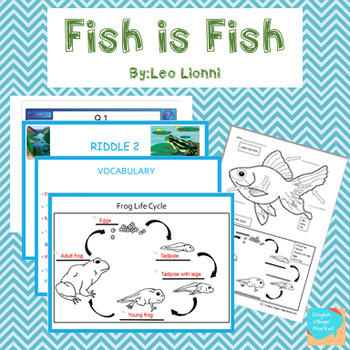 Fish Powerpoint Worksheets Teaching Resources TpT