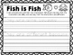 Fish is Fish {by Leo Lionni: Writing Response}