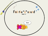 "Fish the ""s"" sound: An articulation game"