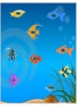 Fish themed sound blends