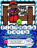 FishHook Facts:A Sorting Facts Activity for Addition and Subtraction Facts 10-20