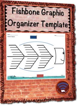 Fishbone Graphic Organizer Template