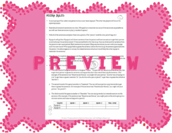 Fishbowl Activity with -IR Verbs