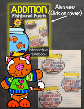 Fishbowl Addition Facts Free