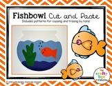 Fishbowl Craft   Pet Craft Activity   Letter F Alphabet Activities