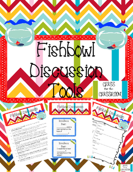 Fishbowl Discussion Tools Pack